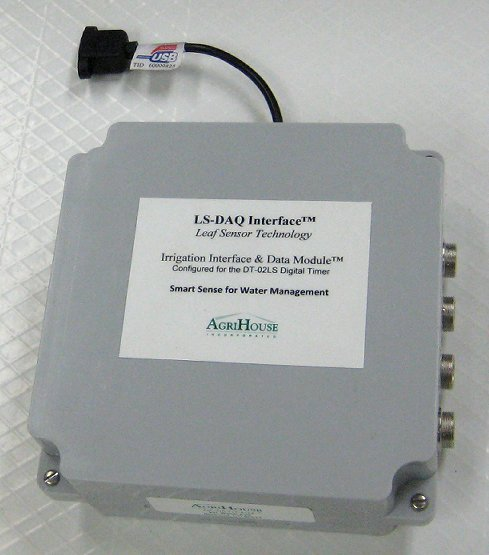 Leaf Sensor, Data Logger DAQ & Software Package