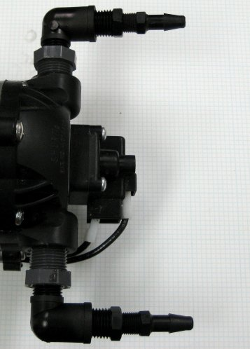 Hi-PSI Pump - HPA 100-150 PSI
