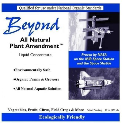BEYOND All Natural Plant Amendment™ 16 fl. oz.